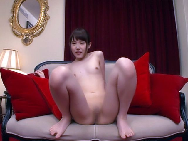 Ebina Rina has her shaved twat pleased well: Shaved Japanese Pussy Videos