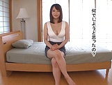 Japanese milf receives stud to demolish her shaved pussy