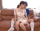 Ushio Ayana gets her juicy cunt screwed good picture 15