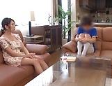 Ushio Ayana enjoys a sensual pussy pounding