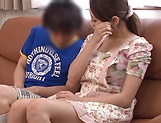 Ushio Ayana gets her juicy cunt screwed good picture 6