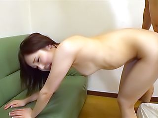 Kanon Shiori enjoys giving a foot fetish