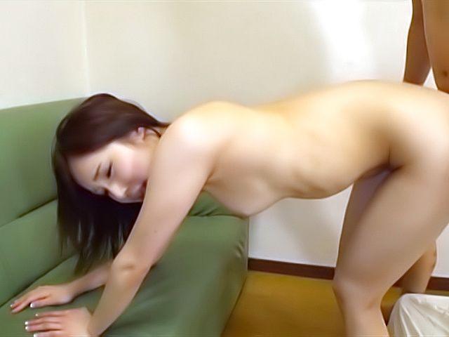 Kanon Shiori enjoys giving a foot fetish