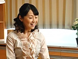 Erina Sugisaki, mature babe, fucked hard and made to swallow