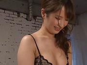 Osaki Mio gets her juicy holes nailed superbly