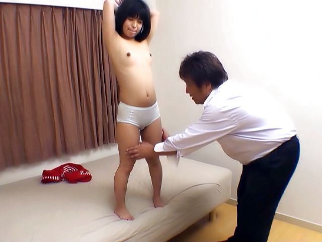 Asian temptress gets creamed after a wild sex
