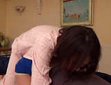 Busty Asian babe Hoshino Hibiki loves being fucked picture 14