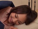 Busty Asian babe Hoshino Hibiki loves being fucked picture 2