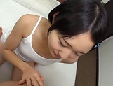 Natsume Eri enjoying her vagina screwed picture 7