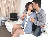Kiriyama Anna gets her vagina screwed good