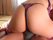 Hot milf in sexy lingerie enjoys serious hardcore sex