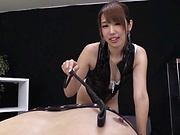 Horny Seira Matsuoka gets nailed deep
