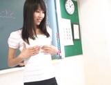 Hardcore Airi loves being a sex teacher picture 12