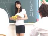 Hardcore Airi loves being a sex teacher