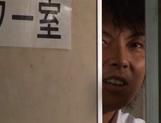 Hot Japanese teacher Kanou Juri fucked hard from behind