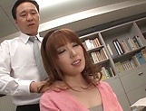 Hatano Yui, naughty Asian milf in a mini skirt gets position 69