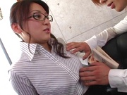 Sexy milf teacher enjoys steamy fuck