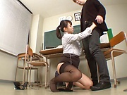 Sana Mizuhara gives a long sensual blowie