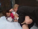 Busty Ameri Ichinose enjoys cock until exhaustion