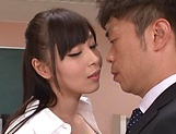 Ogawa Momoka enjoys a throbbing rear fuck picture 15