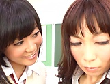 Sexy Asian teacher gets fucked by her student picture 15