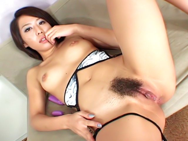 Naughty Asian Teen Likes To Masturbate