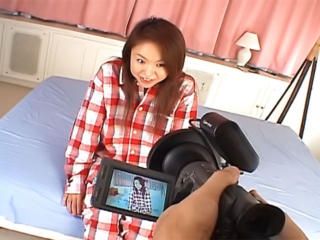 Cock-starved Japanese milf Risa Aihara rides cock on Asian anal porn