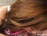 Yu Aine Enjoys Giving Her Partner A Deep Throat Blow Job picture 14