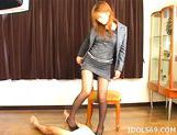 Yu Aizawa Footjob Japanese Tramp Knows How To Party picture 8
