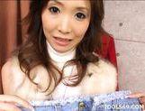 Yui Natsuki Fingering Pussy And Enjoying It Thoroughly