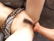 Gorgeous Asian MILF Madoka Ho eats sperm after a hardcore fuck