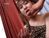 Mana-Yuzuki, naughty Asian teen in cosplay costume gets banged picture 12