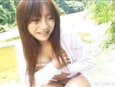 Izumi Yamaguchi Pretty Asian Model Showinf Off Her Body picture 13