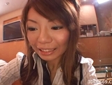 Mio Hiragi Hot Asian babe Gives Great Blow Job