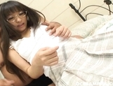 Riku Shiina Gets Plenty Of Cum At Her Parties With Guys