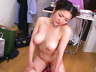 Ayaka Naked Hot Japanese Babe Shows Off Her Big Tits