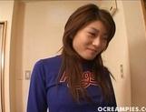 Juri Wakatsuki Asian Model Enjoying Her Big Pussy Tou picture 12