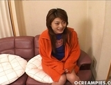 Juri Wakatsuki Asian Model Enjoying Her Big Pussy Tou
