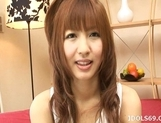 Aisaki Kotone Horny Japanese Doll Plays With Her Pussy picture 11