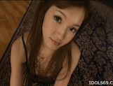 Mei Haruka Naughty Asian babe Enjoys Sucking Big Cock On Dates picture 11