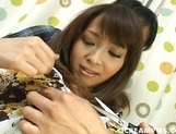 Neon Kanda Sexy Asian MILF Is A babe For A Good Looking Guy picture 13