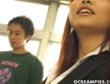 Monica Lovely Asian Teacher Who Gets A Hard Fucking picture 14