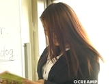 Monica Lovely Asian Teacher Who Gets A Hard Fucking