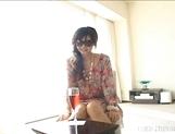 Haruna Ninomiya Naughty Asian Model Enjoys Her Shower For Masturbating