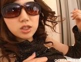 Yuko Asai Horny Model Gets A Hard Fucking In The Sun picture 13