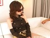 Yuko Asai Horny Model Gets A Hard Fucking In The Sun