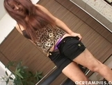 Mimi Kousaka Pretty Asian babe Loves To Show Off Her Big Tits picture 14