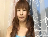Aisaki Kotone Lovely Asian Teen Gives Great Handjobs And Head picture 4