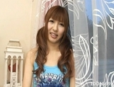 Aisaki Kotone Lovely Asian Teen Gives Great Handjobs And Head picture 6