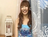 Aisaki Kotone Lovely Asian Teen Gives Great Handjobs And Head picture 7